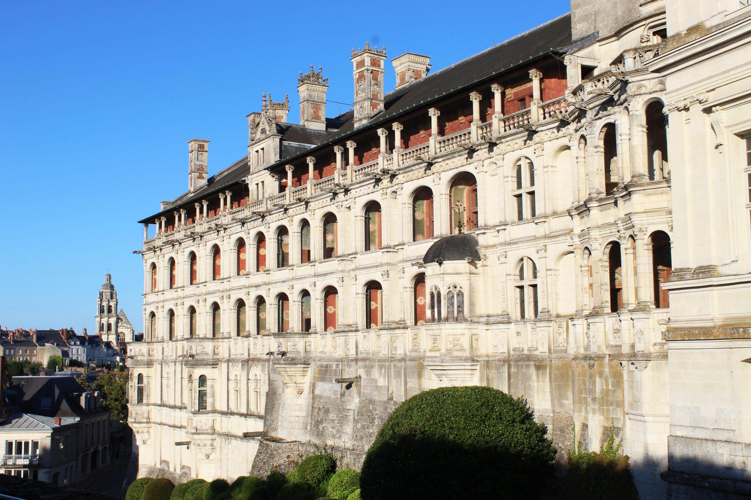 Le château de Blois, une résidence royale - Ô Mon Château